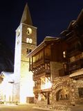 Church-Val-d-Isere